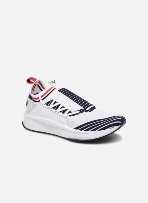 Sneaker Puma Tsugi Jun Sport Stripes weiß detaillierte ansicht/modell