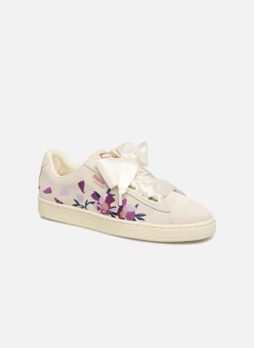 promo code 2f4c9 f1d6d Suede Heart Flowery