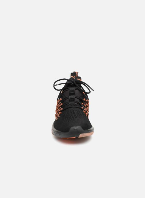 Baskets Puma Mantra Fusefit Noir vue portées chaussures