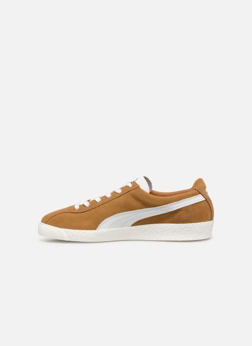 Sneakers Puma Te-Ku Prime Brun se forfra