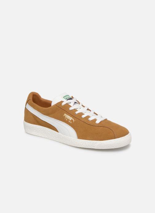 Sneakers Puma Te-Ku Prime Brun detaljeret billede af skoene