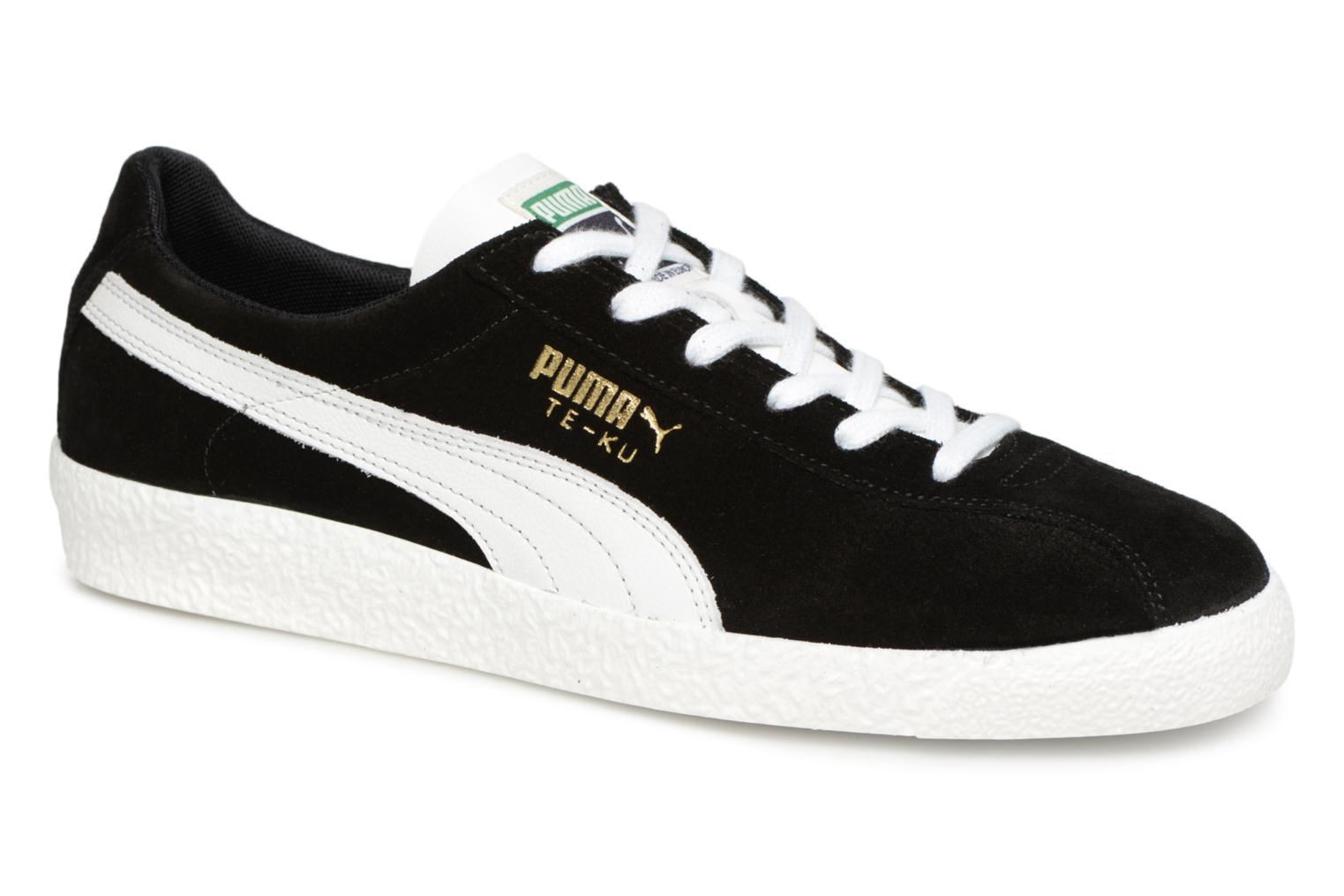Prime puma Puma ku Black Te White On0P8wkX