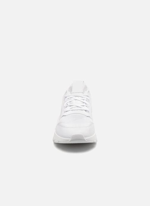 Baskets Puma Rs-0 Sound Blanc vue portées chaussures