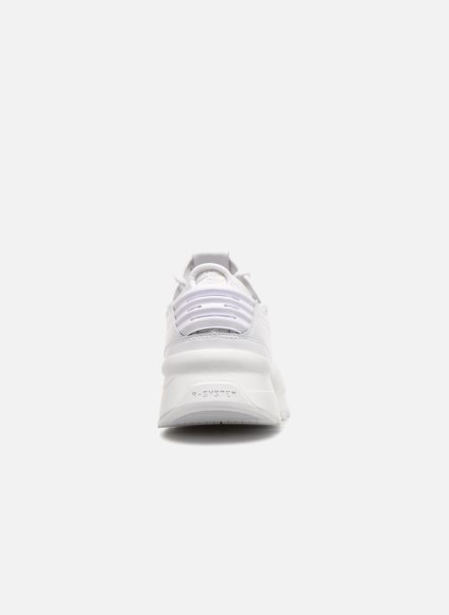 Baskets Puma Rs-0 Sound Blanc vue droite