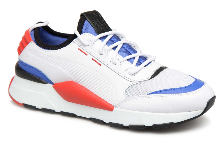 Puma Rs-0 Sound (Blanc) - Baskets en Más cómodo Les chaussures les plus populaires pour les hommes et les femmes