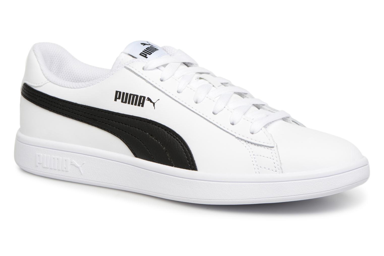 Black White puma V2 Puma Smash 8N0nvmw
