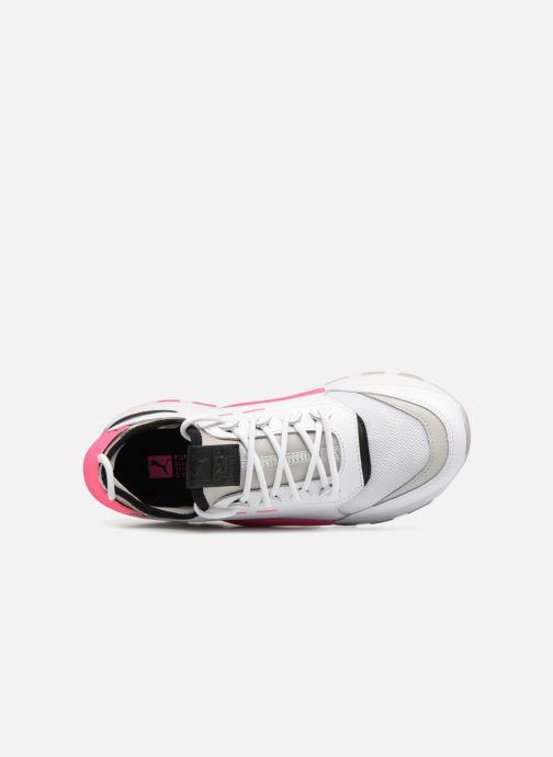 Baskets Puma Rs 0 808 Blanc vue gauche