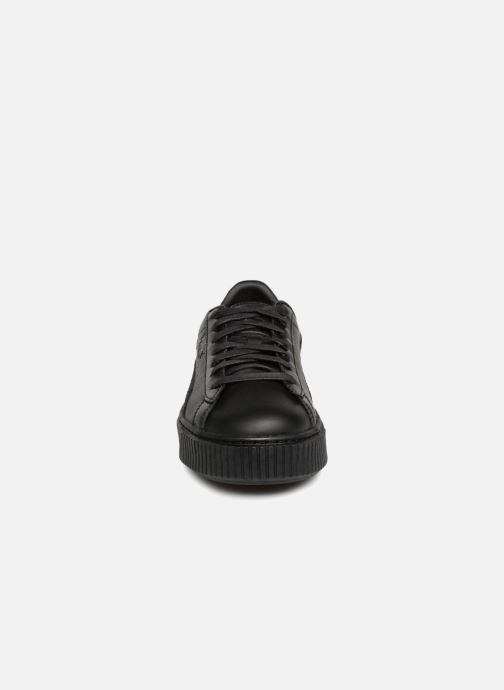 Baskets Puma Platform Euphoria Noir vue portées chaussures