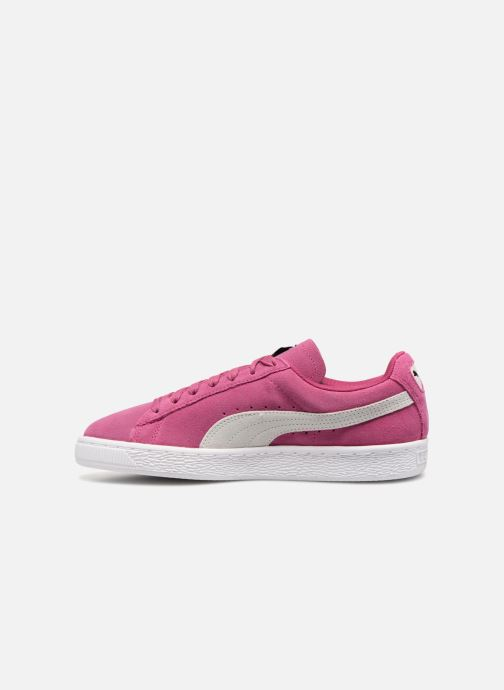 Baskets Puma Suede Classic Wns Rose vue face