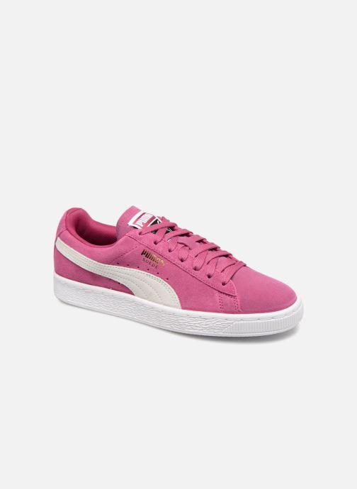 puma suede rosa