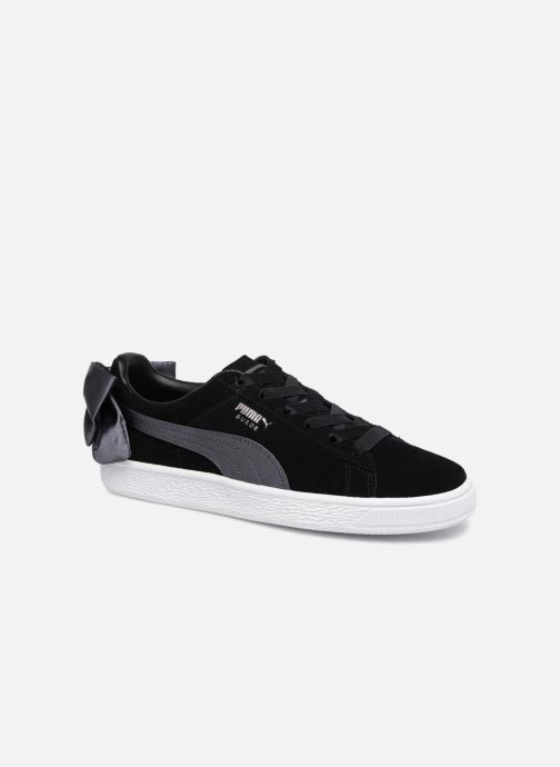 Sneakers Dames Basket Bow Satin
