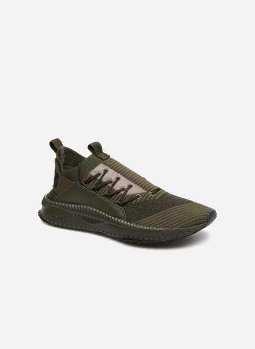 Sneakers Puma Tsugi Jun Baroque Grøn detaljeret billede af skoene