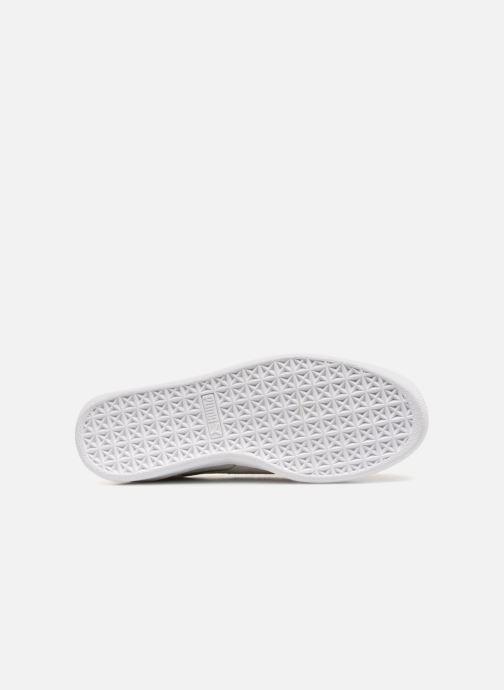Sneakers Puma Suede Jewel Metallic Grigio immagine dall'alto