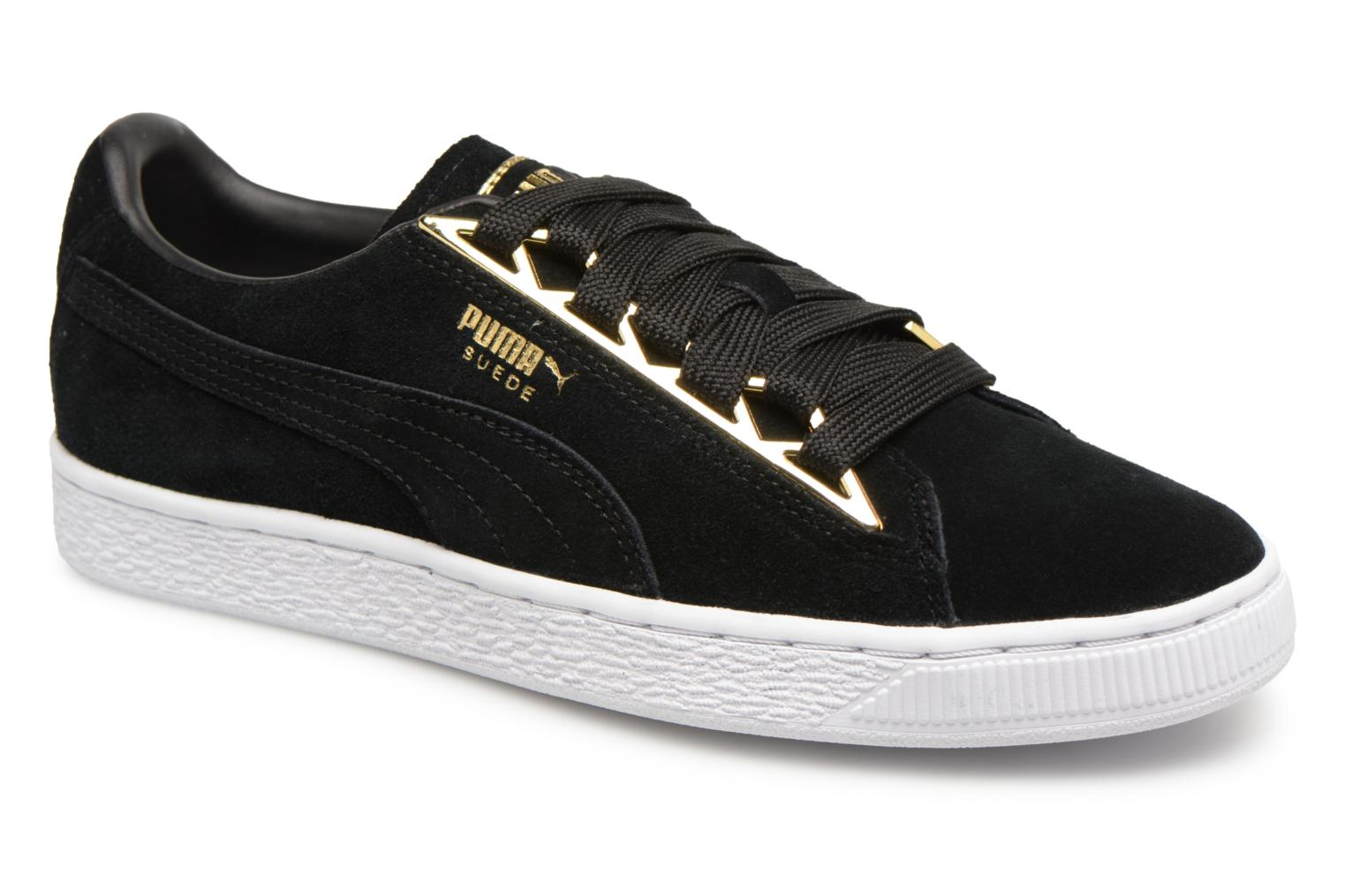 Metallic Jewel Suede Qo75wh Puma Black kZuOPiX
