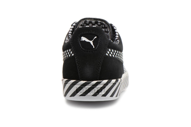 Baskets Puma Suede Classic Pop Culture Noir vue droite