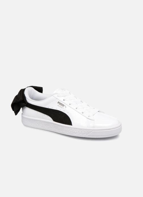 Sneaker Puma Basket Bow Sb Wns weiß detaillierte ansicht/modell