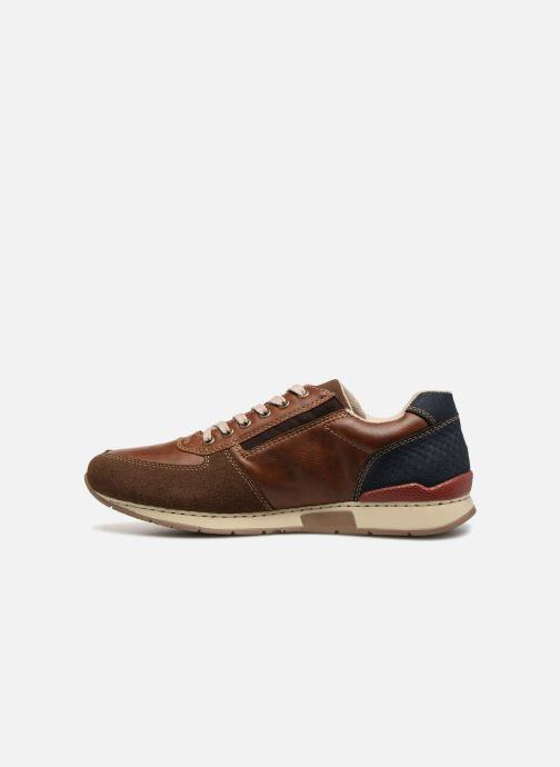 Sneakers Rieker Arslan 19401 Marrone immagine frontale