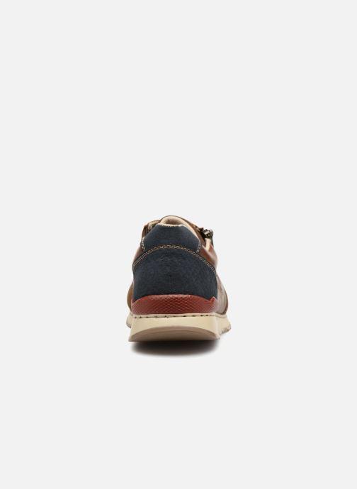 Sneakers Rieker Arslan 19401 Marrone immagine destra