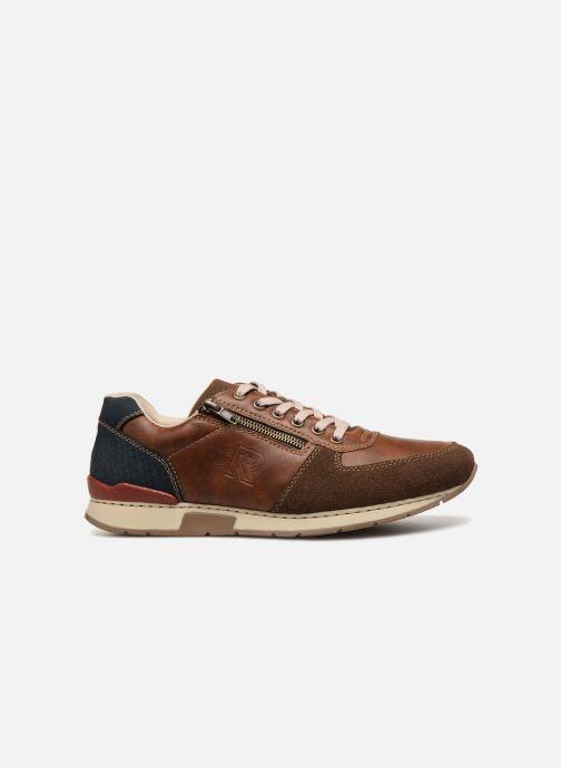 Sneakers Rieker Arslan 19401 Marrone immagine posteriore