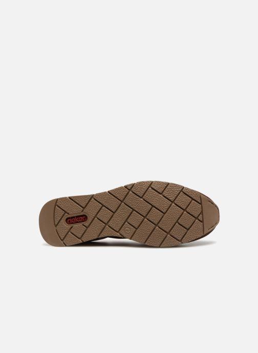 Sneakers Rieker Arslan 19401 Marrone immagine dall'alto