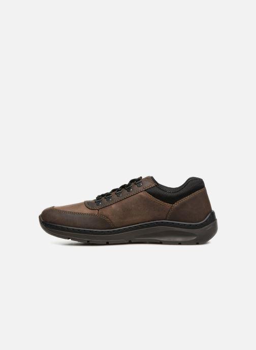 Sneakers Rieker Bernard B8923 Marrone immagine frontale
