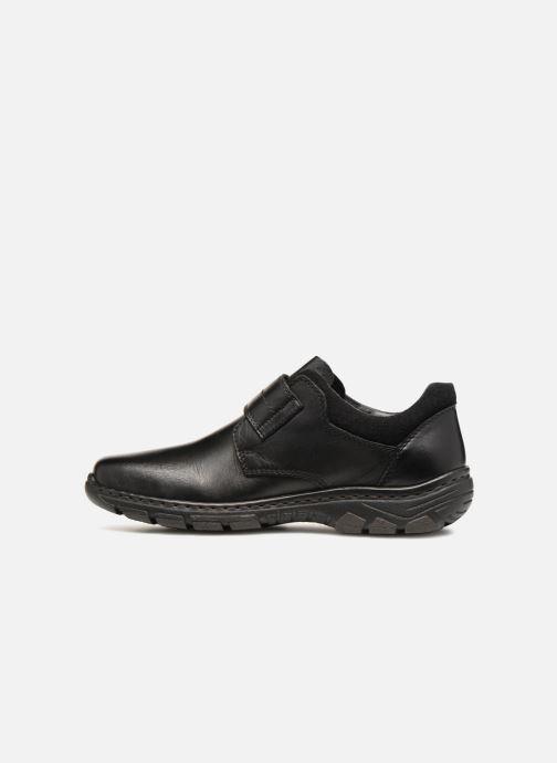 Chaussures à scratch Rieker Brieg 19962 Noir vue face