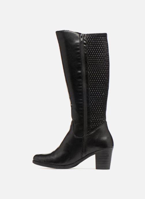 Laarzen Rieker Fiona Y8995 Zwart voorkant