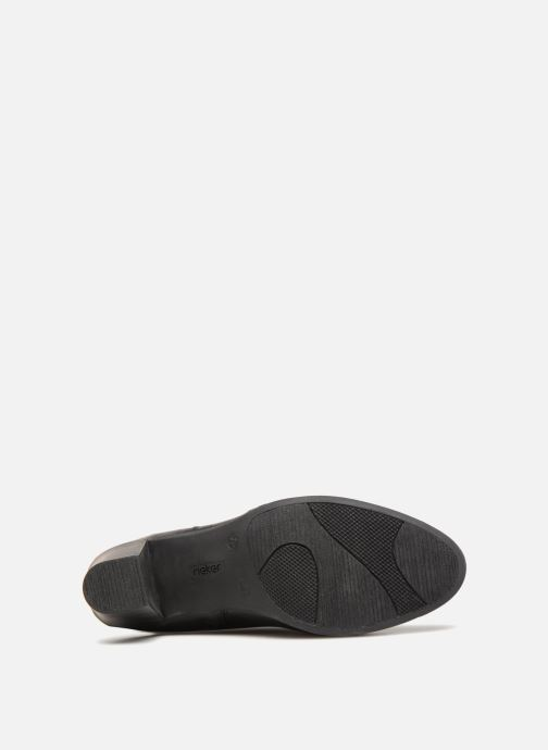 Laarzen Rieker Fiona Y8995 Zwart boven