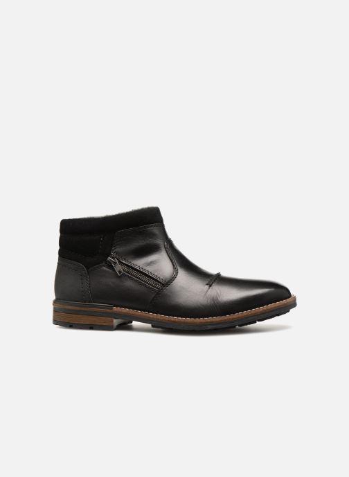 Bottines et boots Rieker Theodor F1372 Noir vue derrière