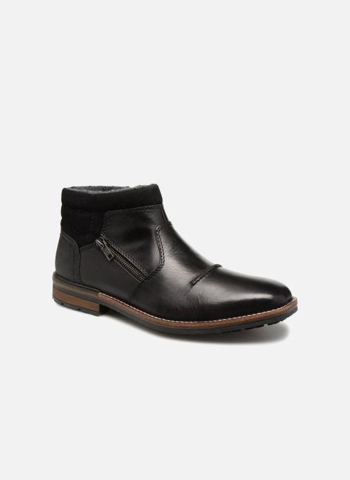 Bottines et boots Rieker Theodor F1372 Noir vue détail/paire