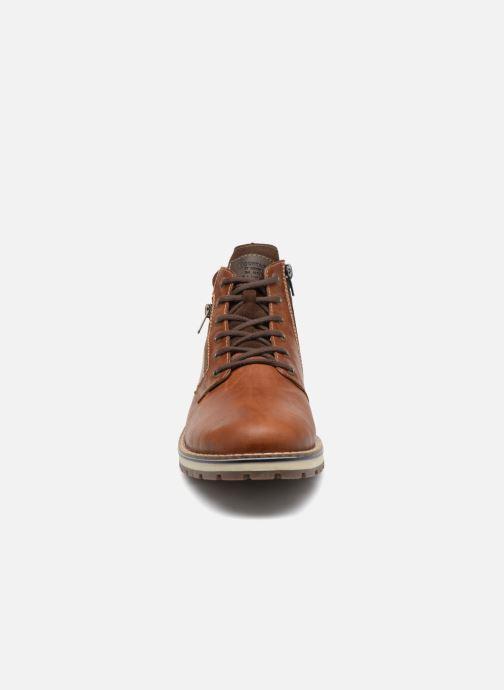 Bottines et boots Rieker Achil 38433 Marron vue portées chaussures