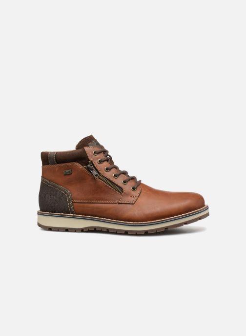 Bottines et boots Rieker Achil 38433 Marron vue derrière