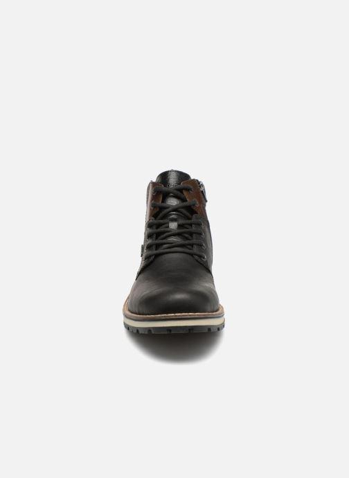 Stiefeletten & Boots Rieker Adam 38434 schwarz schuhe getragen