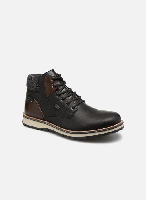 Boots en enkellaarsjes Rieker Adam 38434 Zwart detail
