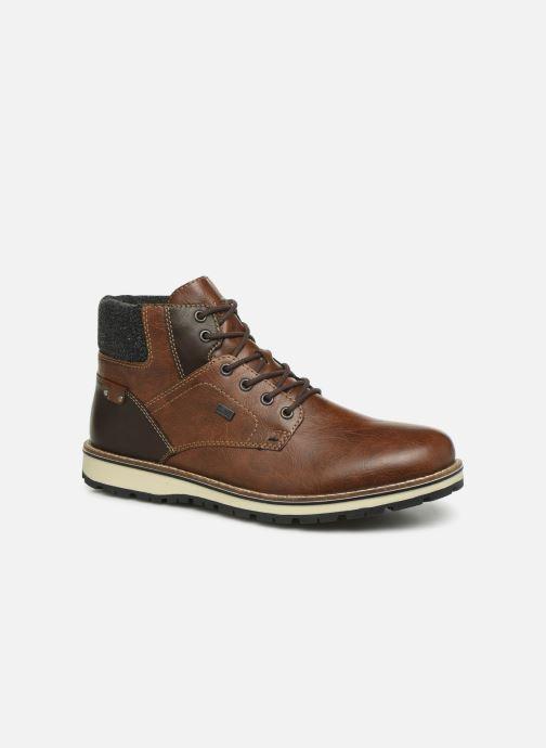 Bottines et boots Rieker Adam 38434 Marron vue détail/paire