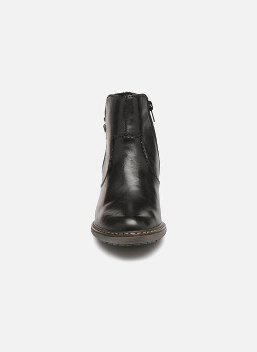 Bottines et boots Rieker Candice 55292 Noir vue portées chaussures