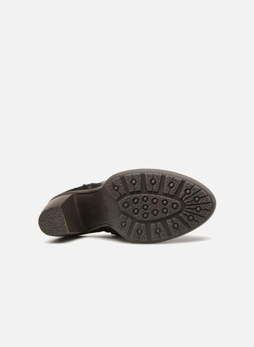 Bottines et boots Rieker Candice 55292 Noir vue haut