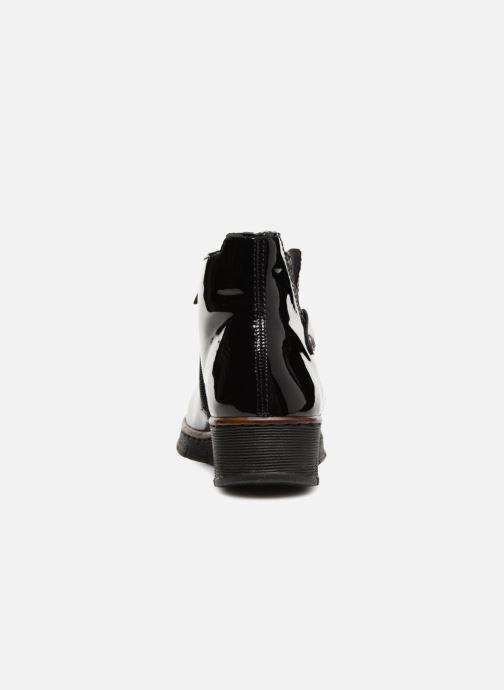 Bottines et boots Rieker Celestine 73771 Noir vue droite