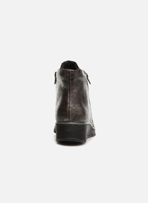 Bottines et boots Rieker Chiara 73781 Noir vue droite