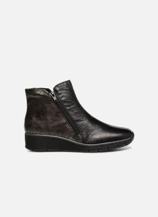 Bottines et boots Rieker Chiara 73781 Noir vue derrière