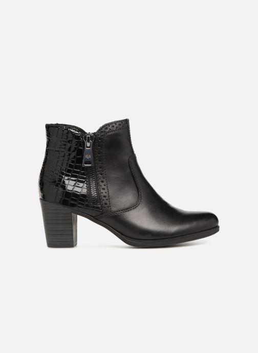 Bottines et boots Rieker Evelina Y8965 Noir vue derrière
