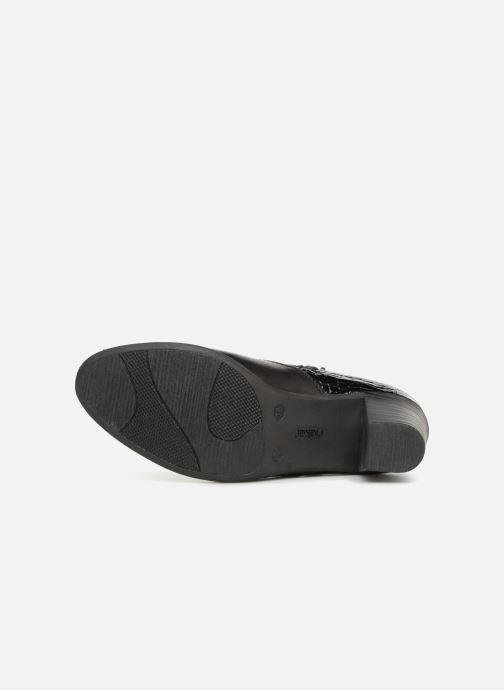 Bottines et boots Rieker Evelina Y8965 Noir vue haut