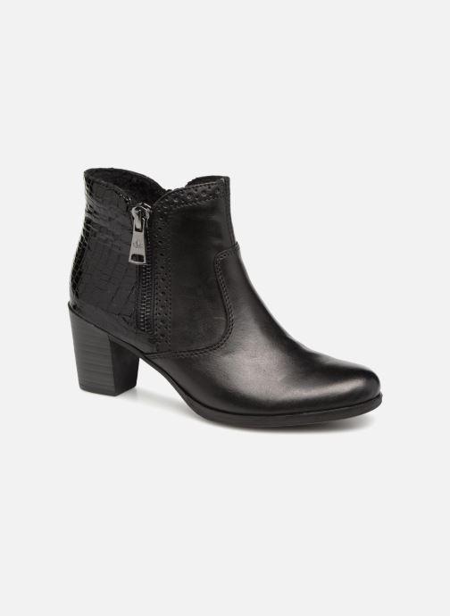 Bottines et boots Rieker Evelina Y8965 Noir vue détail/paire