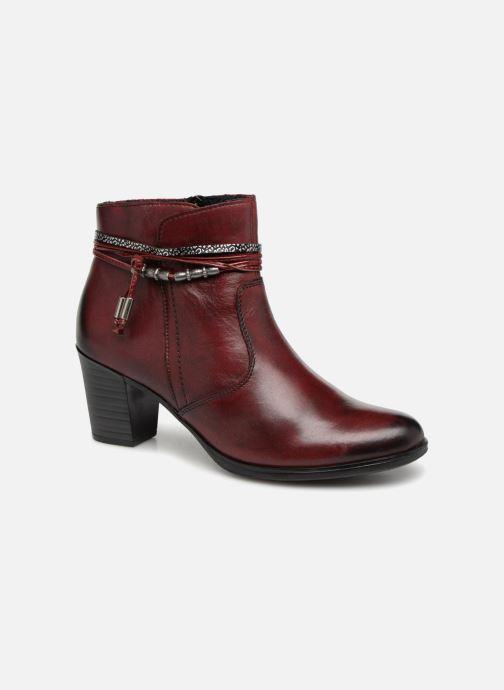 Boots en enkellaarsjes Rieker Frida Y8999 Bordeaux detail