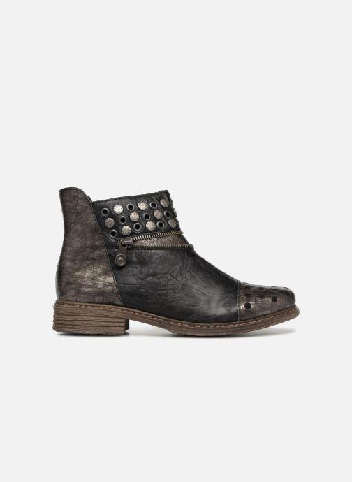 Bottines et boots Rieker Ilona Z2163 Gris vue derrière