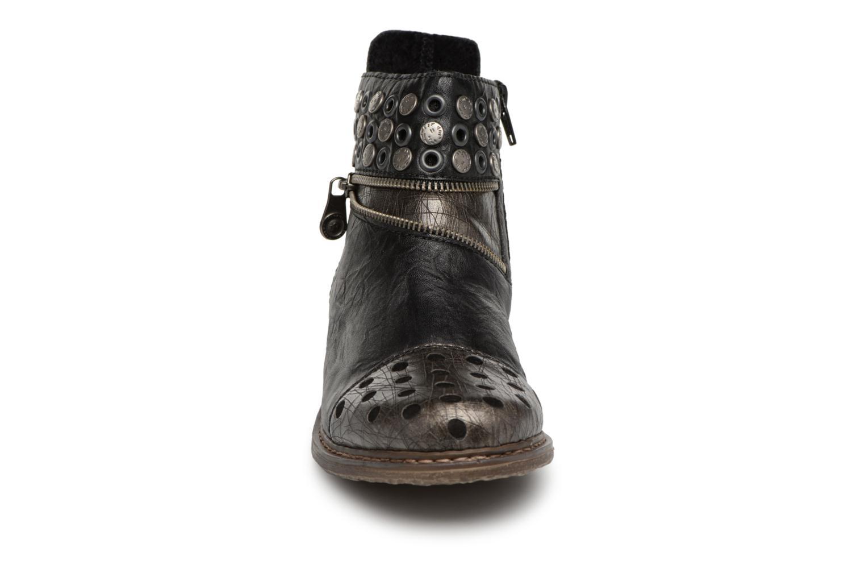Ankle boots Rieker Ilona Z2163 Grey model view
