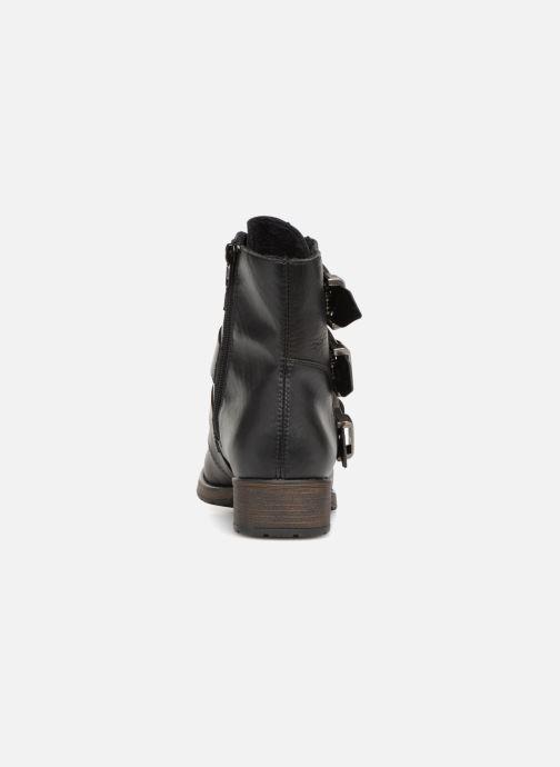 Bottines et boots Rieker Giulia Z9574 Noir vue droite