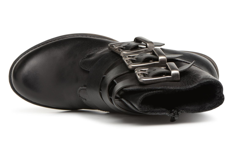 Bottines et boots Rieker Giulia Z9574 Noir vue gauche