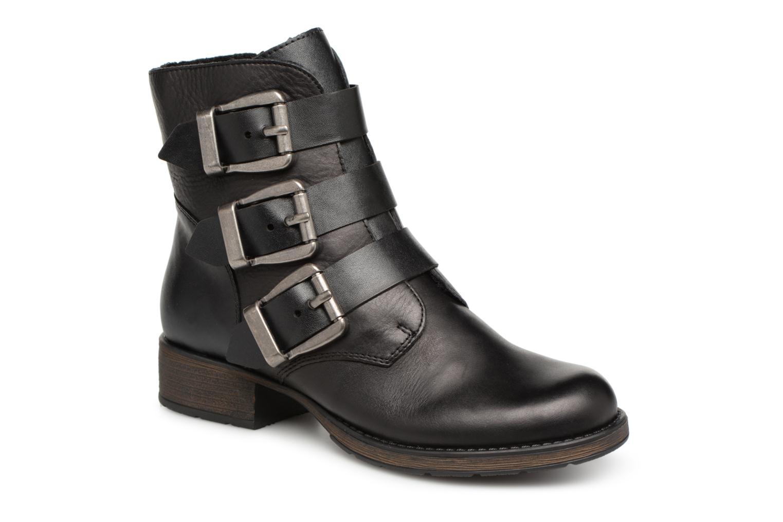 Bottines et boots Rieker Giulia Z9574 Noir vue détail/paire