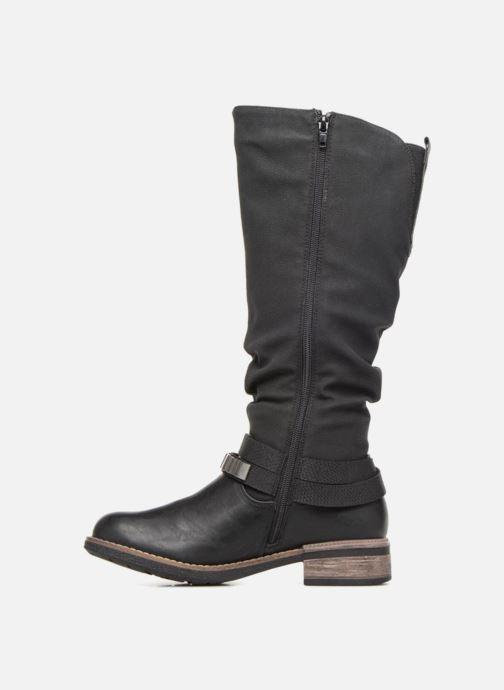 Stiefel Rieker Alicia 94661 schwarz ansicht von vorne